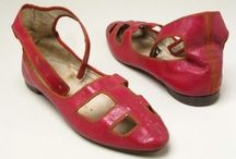 19th Century Shoes / by Jenny D'Onofrio