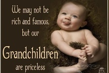 ♥ ♥ ♥ ♥ ♥  Grandkids / by Charlotte Dodge