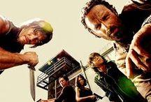 《The Walking Dead》 / by Cory Borer