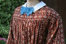 The Needle Worker - Mid 19th Century / Authentic Historic Apparel of the 19th Century ~~~  by The Needleworker  / by Jenny D'Onofrio