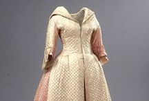 18th Century Quilted Garments / by Jenny D'Onofrio