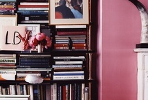 Bookshelves, Glorious Bookshelves! / by Hollye Jacobs {The Silver Pen}