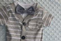 Babies: Milo & Nolan / The little dudes wardrobe inspiration / by Giulianna Irvine