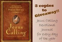 GIVEaways / by Karla Meachem {Empowering Christian Women}