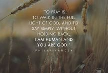 Pray From Your Heart / by Shannon Mitchell