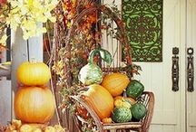 Fall Front Porch / Create a welcome entry to your home with inspiration from Indeed Decor! / by Indeed Decor