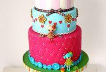 Inspirations for Birthday... / Geniales ideas para celebrar un cumpleanos perfecto! / by Marsella Maldonado Hernandez