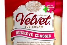 Velvet Ice Cream Products / Delicious and creamy Velvet Ice Cream Products! / by Velvet Ice Cream