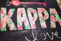 Kappa! / by Shannon Pidgeon
