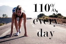 Healthy Habits (Workouts, Diets, etc) / by Shannon Pidgeon
