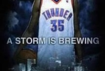 THUNDER UP! / Best Basketball Team in the Continental US! / by Brenda & George at MyShelf