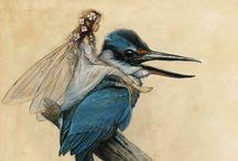 Fairies and such / by Jill Opp Barrow
