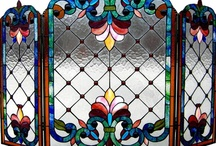 stained glass / by Joseph Youssef