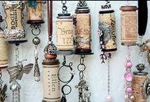 All things cork! / (And bottle caps!) / by Karen Burnett