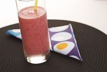 Smoothies and Juices / by Sellecca Berg