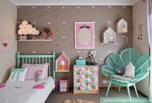 Kids rooms / by Diana Smith