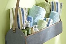 to organize / clean. / by Jessica D