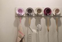 kitchen. / by Jessica D