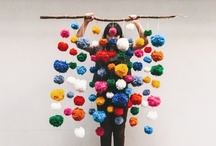 Crafty Obsessions - Pompomtastic / Who doesn't love pompoms?  / by Forest Flower Designs