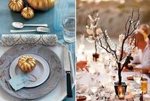 Fall Gathering With Friends / Inspiration for a gathering with my lady friends / by Amy Gilmer