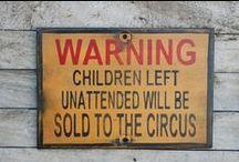 decorate - haunted house (circus) / by Jasmine Jensen