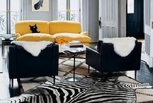 Inspiring Interiors / by Kimberly Bee Design
