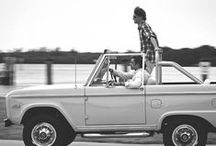 Abercrombie Road Trip / Go get lost! Here's to spontaneous road trips!  / by Abercrombie & Fitch