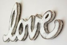 love / by Heather // Whipperberry