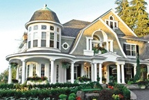 Home Exteriors / by Jodie