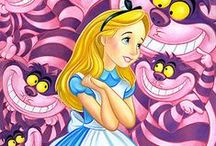 Alice in Wonderland / by Crystal Zwetzig