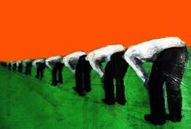 Politically oriented Art / by Tomasz Pomorski