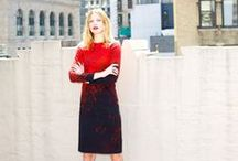 Victoria Sekrier - Street Style  / by Models 1