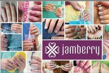 Jamberry Stuff :) / www.jenndinning.jamberrynails.net / by Jennifer Dinning Brenda Remlinger