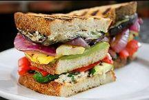 Sandwiches I Wraps I Paninis / by Emily Grace