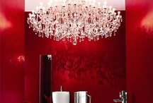 lighting, chandeliers, lamps, lampshades, hurricanes & finials / by Liz King