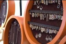 Jewelry - Display / Display, storage and packaging solutions for jewelry and related crafts / by Think Orange