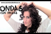 Belleza_Peinados / peinados (hairstyle) / by Lucky Valle