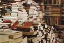 Books: my greatest friends  / by Georgia Black