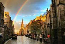 Edinburgh / by Think Orange