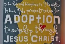 adoption / by Rachel Nystrand