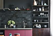 Future Home - Kitchens and Pantries / by Lynne Graham