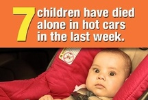 Heatstroke Prevention / Safety In and Around Cars > Since 1998, over 520 children have died as a result of hyperthermia, with an average of 38 per year. Make sure you know how to keep your kids safe. Learn more - http://www.safekids.org/nlyca / by Safe Kids Worldwide