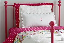 Kid Spaces / Ideas & inspiration for our daughters' rooms & play places / by Ashley Cary