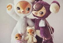Doll addiction / by Jessica Khailo