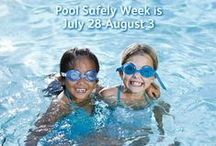 Water and Pool Safety /  Water Safety at Home  Never leave your child unattended around water. We know water is everywhere. So to make it easy, we divided it into three categories: Water in the home, swimming safety and boating safety.  / by Safe Kids Worldwide