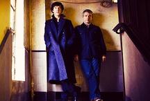 Sherlock / by Ginger Elaine Frodsham