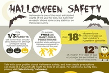 Halloween Safety / Here are some tools for you to have a fun and safe Halloween with your family / by Safe Kids Worldwide