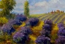 Art - Impressionistic / by Leigh Crocker