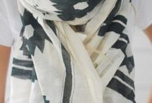 Scarves / by Debbie Canning-Forest