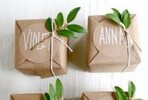 Gift Wrap / by The Inspired Room